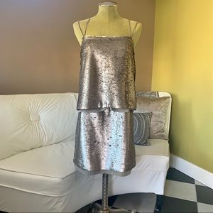•Banana Republic• Sequin Dress